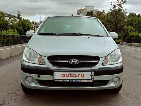 Купить Hyundai Getz пробег 85 509.00 км 2009 год выпуска