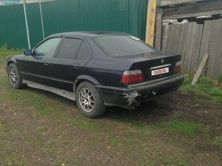 Купить BMW 3 серия пробег 200 000.00 км 1991 год выпуска