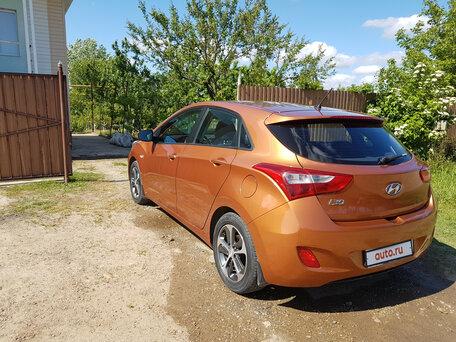 Купить Hyundai i30 пробег 91 000.00 км 2015 год выпуска