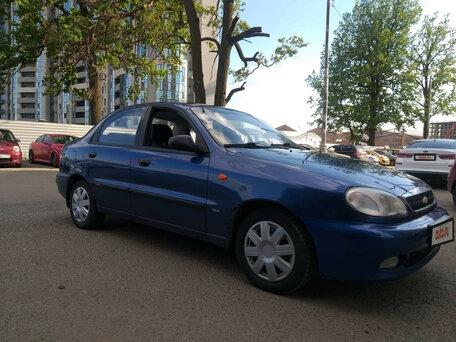 Купить Chevrolet Lanos пробег 128 456.00 км 2008 год выпуска