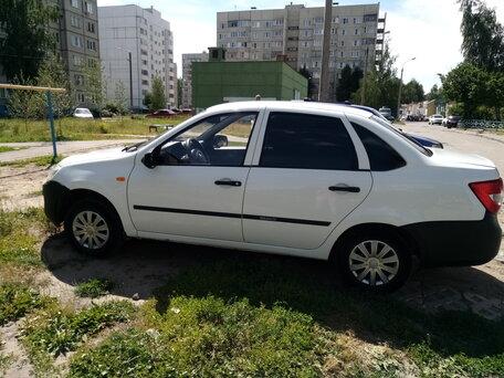 Купить ЛАДА (ВАЗ) Гранта пробег 88 000.00 км 2012 год выпуска