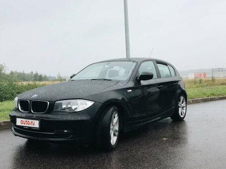Купить BMW 1 серия пробег 129 000.00 км 2010 год выпуска
