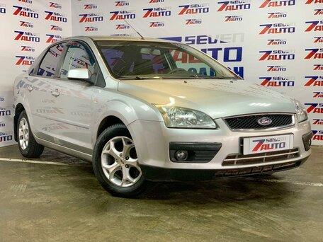 Купить Ford Focus пробег 150 000.00 км 2007 год выпуска