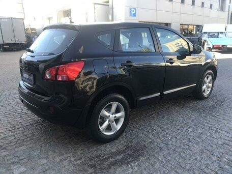 Купить Nissan Qashqai пробег 156 000.00 км 2009 год выпуска