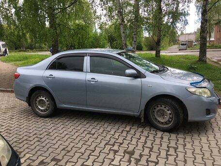 Купить Toyota Corolla пробег 245 000.00 км 2007 год выпуска