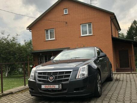 Купить Cadillac CTS пробег 140 000.00 км 2009 год выпуска