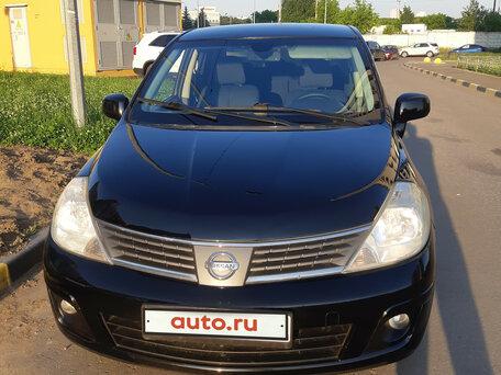 Ниссан тиида цены в автосалонах москвы деньги под залог телефона краснодар