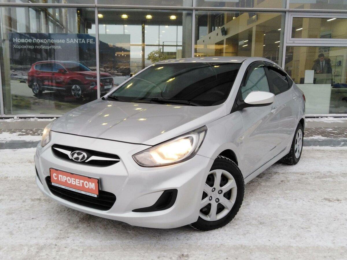 Hyundai в Пермском крае по цене от 147 500 ₽.
