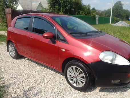 Купить FIAT Punto пробег 115 000.00 км 2007 год выпуска