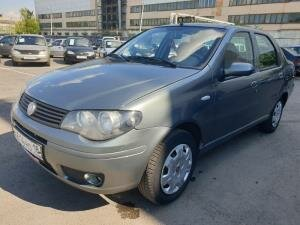 Купить FIAT Albea пробег 113 000.00 км 2011 год выпуска