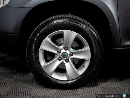 Купить Skoda Yeti пробег 92 000.00 км 2013 год выпуска