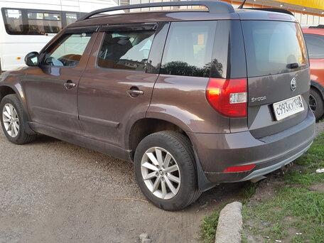 Купить Skoda Yeti пробег 74 000.00 км 2015 год выпуска