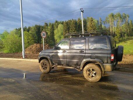 Купить УАЗ Patriot пробег 228 000.00 км 2012 год выпуска