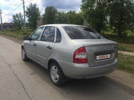 Купить ЛАДА (ВАЗ) Kalina пробег 100 000.00 км 2007 год выпуска