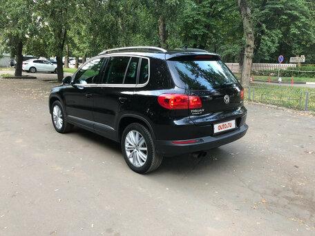 Купить Volkswagen Tiguan пробег 35 851.00 км 2012 год выпуска