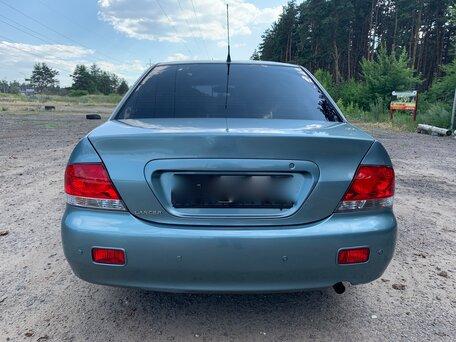 Купить Mitsubishi Lancer пробег 160 000.00 км 2006 год выпуска