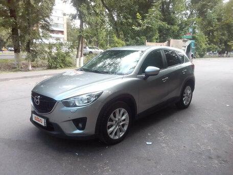 Купить Mazda CX-5 пробег 139 000.00 км 2012 год выпуска