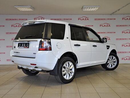 Купить Land Rover Freelander пробег 95 000.00 км 2013 год выпуска