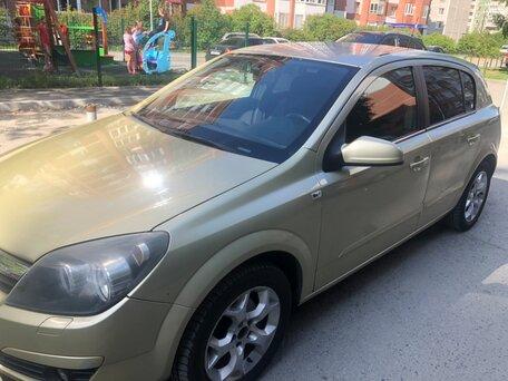 Купить Opel Astra пробег 180 000.00 км 2005 год выпуска