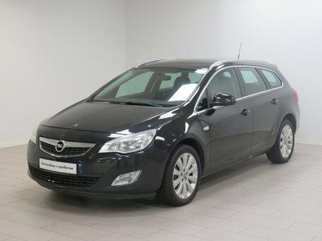 Купить Opel Astra пробег 151 000.00 км 2012 год выпуска