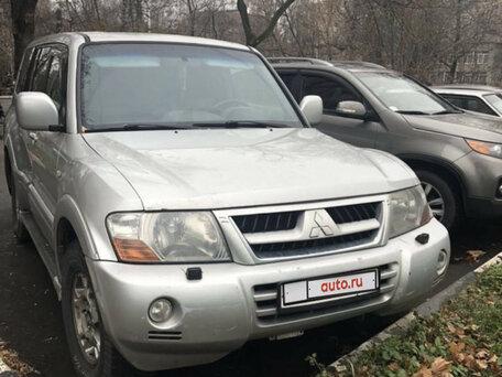 Купить бу мицубиси паджеро в москве в автосалонах автосалон субару в москве официальный дилер цены 2020