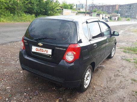 Купить Chevrolet Aveo пробег 108 000.00 км 2010 год выпуска