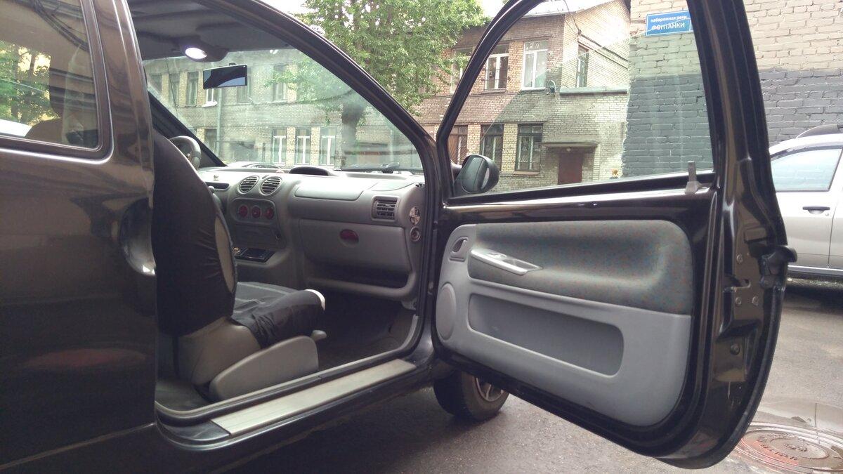 Купить Renault Twingo I с пробегом в Санкт-Петербурге: Рено