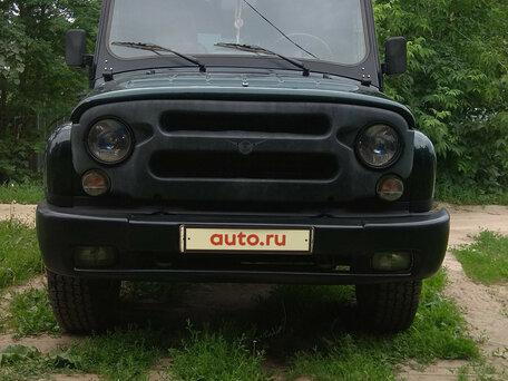 Купить УАЗ Hunter пробег 29 900.00 км 2008 год выпуска