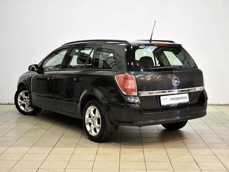 Купить Opel Astra пробег 224 000.00 км 2006 год выпуска