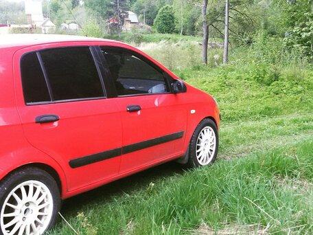 Купить Hyundai Getz пробег 135 000.00 км 2006 год выпуска