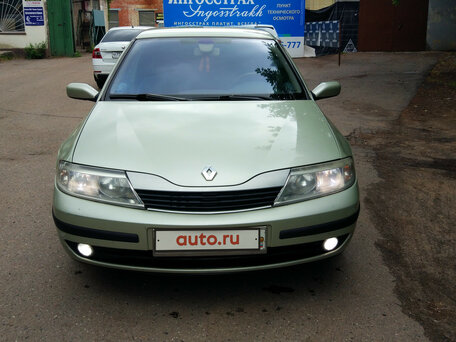 Купить Renault Laguna пробег 189 000.00 км 2001 год выпуска