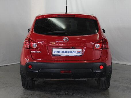 Купить Nissan Qashqai пробег 140 058.00 км 2008 год выпуска
