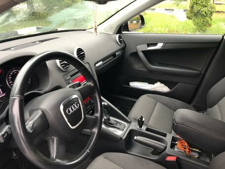 Купить Audi A3 пробег 163 000.00 км 2009 год выпуска
