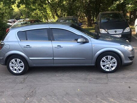 Купить Opel Astra пробег 140 000.00 км 2008 год выпуска