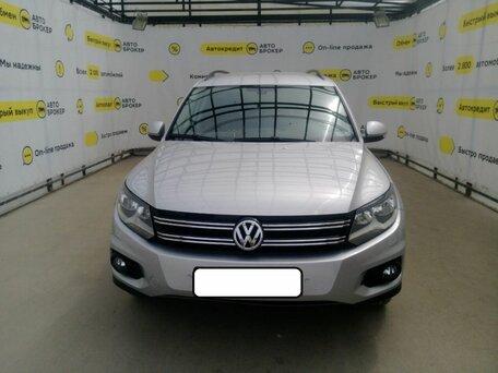 Купить Volkswagen Tiguan пробег 61 000.00 км 2015 год выпуска
