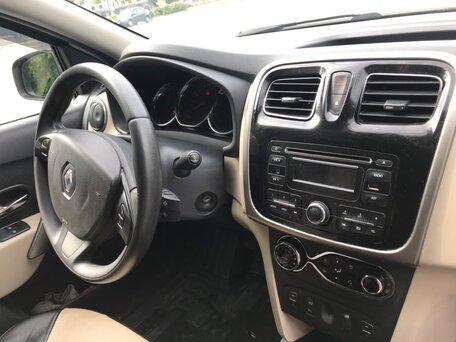 Купить Renault Logan пробег 112 245.00 км 2015 год выпуска