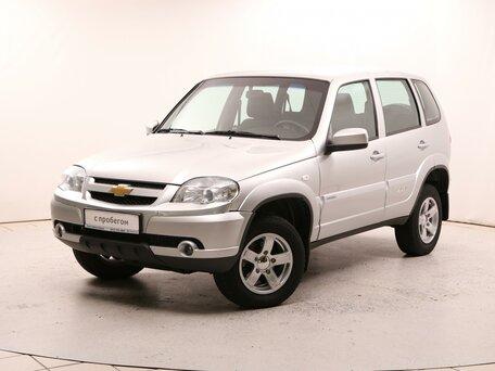 Купить Chevrolet Niva пробег 74 000.00 км 2017 год выпуска
