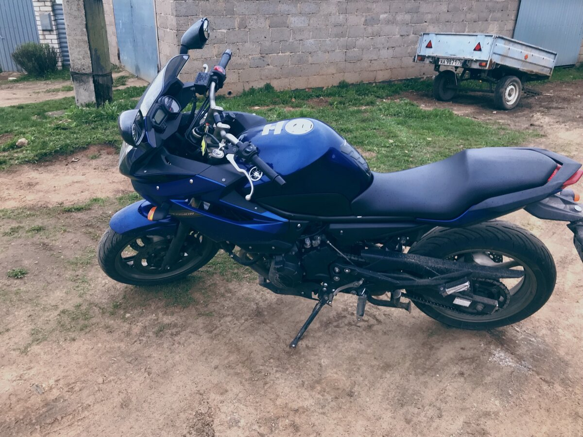 Купить б/у Yamaha XJ 600 инжектор 6 передач в Николо