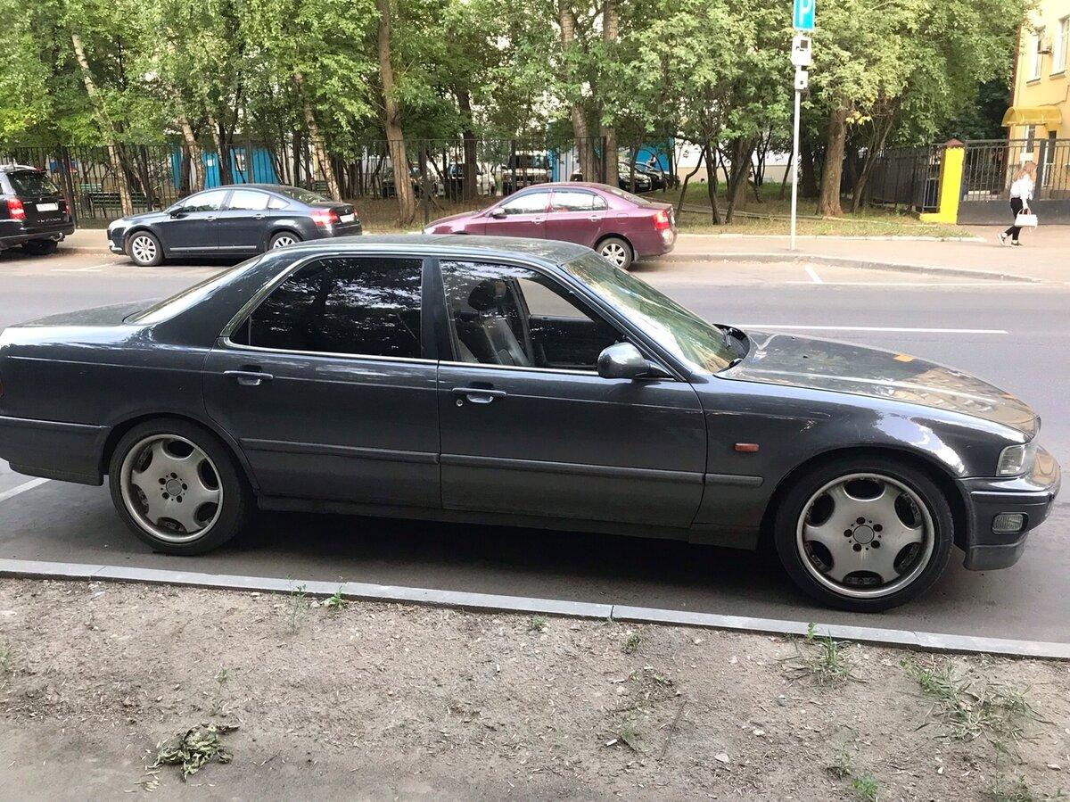 Купить б/у Honda Legend II 3.2 AT (205 л.с.) бензин ...