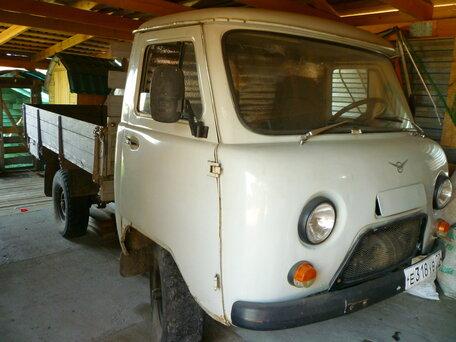 Купить УАЗ Pickup пробег 692.00 км 2009 год выпуска