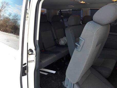 Купить Volkswagen Caravelle пробег 93 000.00 км 2014 год выпуска