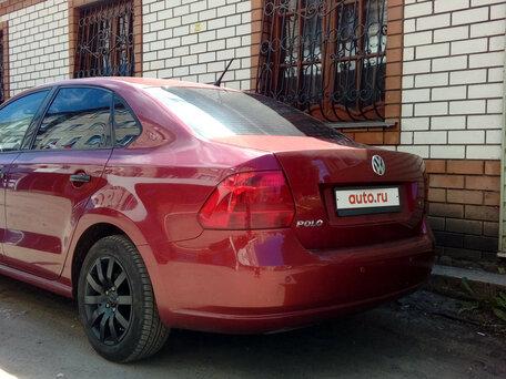 Купить Volkswagen Polo пробег 179 000.00 км 2011 год выпуска