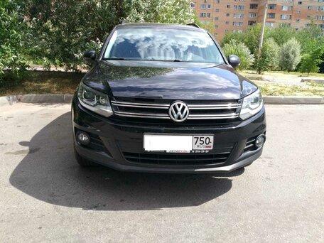 Купить Volkswagen Tiguan пробег 54 000.00 км 2016 год выпуска