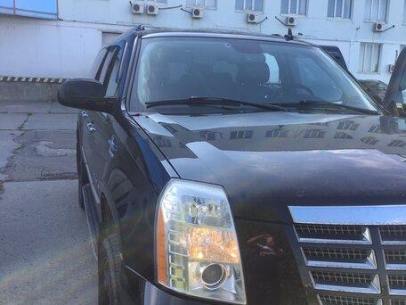 Купить Cadillac Escalade пробег 179 000.00 км 2006 год выпуска