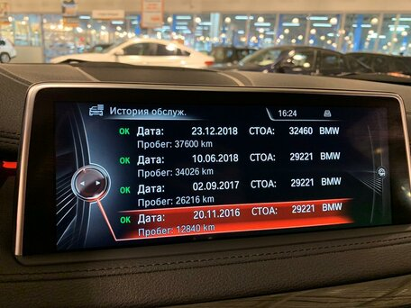 Купить BMW X6 пробег 41 000.00 км 2015 год выпуска