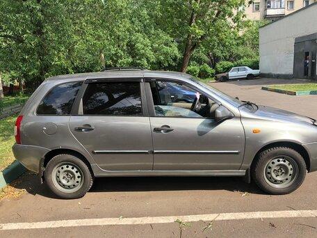 Купить ЛАДА (ВАЗ) Kalina пробег 89 000.00 км 2010 год выпуска