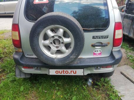 Купить Chevrolet Niva пробег 320 000.00 км 2003 год выпуска