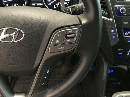 Купить Hyundai Santa Fe пробег 21 116.00 км 2018 год выпуска