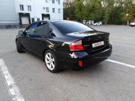 Купить Subaru Legacy пробег 164 000.00 км 2007 год выпуска