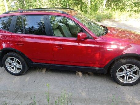 Купить BMW X3 пробег 230 000.00 км 2008 год выпуска